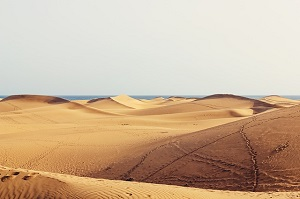 The Dunes of Maspaloas